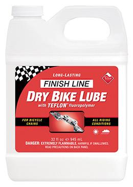 FINISHLINE(フィニッシュライン)ドライ バイク ルブリカント 945ml