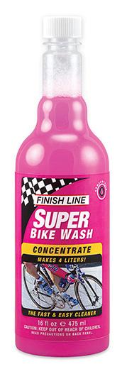 FINISHLINE(フィニッシュライン)スーパーバイクウォッシュ 濃縮タイプ 475ml