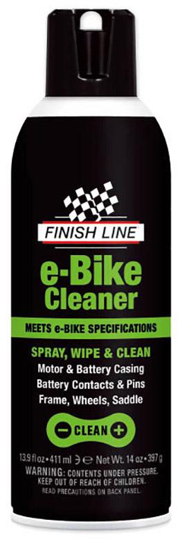 FINISHLINE(フィニッシュライン)E-バイク クリーナー 414ml