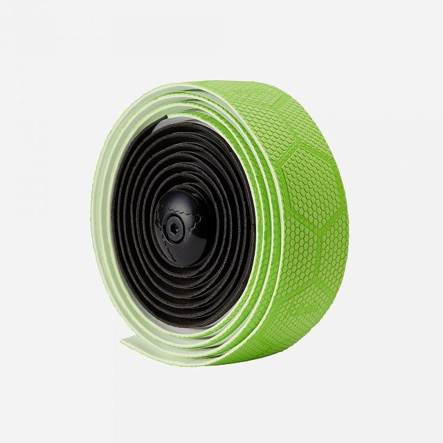 fabric(ファブリック) HEX DUO BAR TAPE ブラック/グリーン