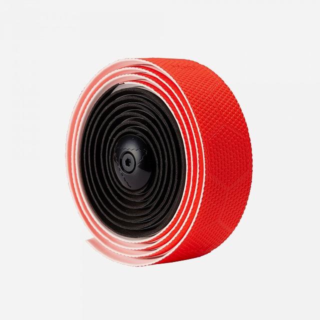 fabric(ファブリック) HEX DUO BAR TAPE ブラック/レッド