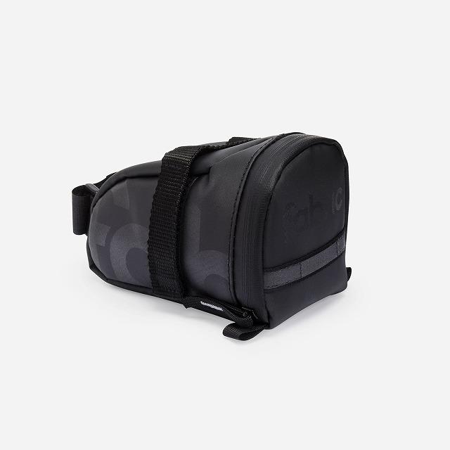 fabric(ファブリック) CONTAIN SADDLE BAG ブラック M