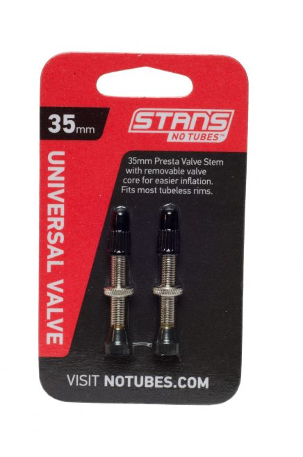 STANS ( スタンズ ) バルブ&エクステンション 35MM ユニバーサル マウンテン バルブ