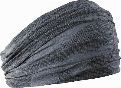SALOMON ( サロモン ) NECK&HEAD LIGHT GAITOR ネックアンドヘッド ライト ゲーター エボニー / ブラック