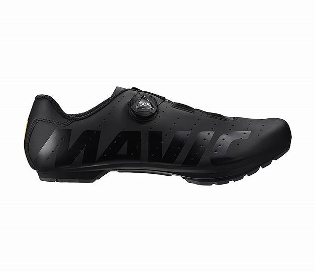 MAVIC(マビック) COSMIC(コスミック) BOA SPD シューズ ブラック 24.5cm