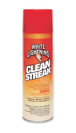 WHITE LIGHTNING(ホワイトライトニング)クリーンストリーク バイシクルディグリーザー 675ml