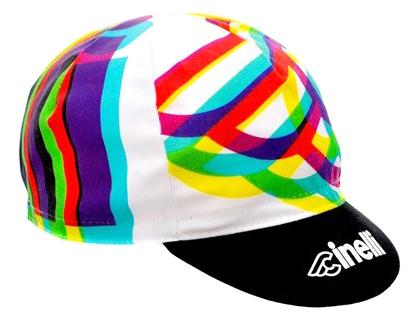 CINELLI CALEIDO CAP