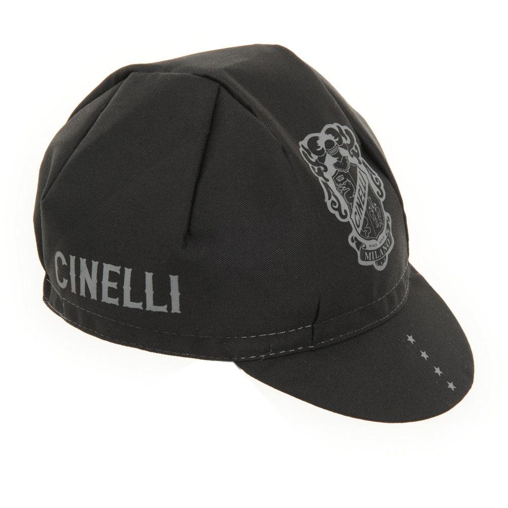 CINELLI 17 CREST CAP {BLK}