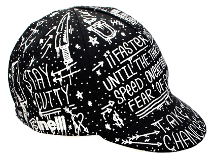 CINELLI RIDER COLLECTION CAP CHAS CHRISTIAN