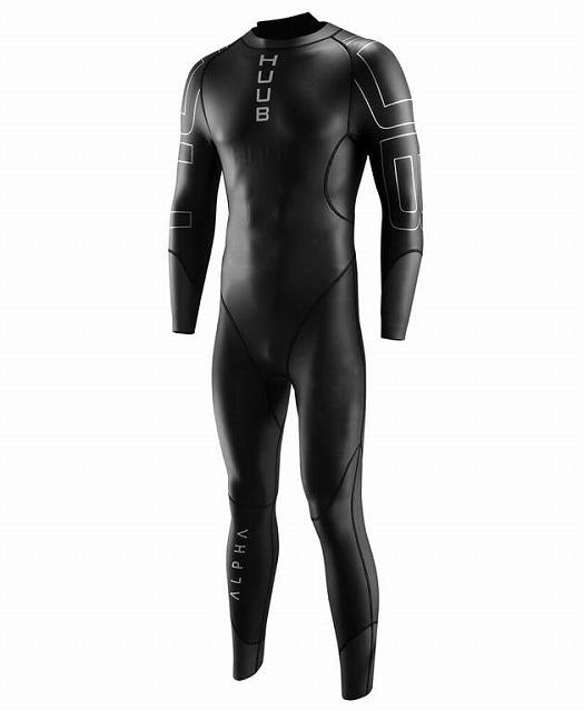 HUUB(フーブ) 19 ALPHA ウェットスーツ 2.3 ブラック S