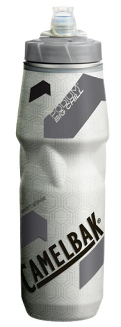 CAMELBAK(キャメルバック)ポディウムビッグチルボトル クリア/カーボン 0.75L