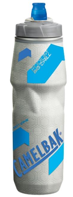 CAMELBAK(キャメルバック)ポディウムビッグチルボトル クリア/ブルー 0.75L