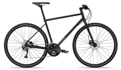 MARIN(マリン) クロスバイク MUIRWOODS 29 ( ミヤウッズ 29 ) サテン ブラック M