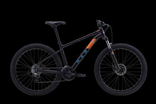 MARIN(マリン) マウンテンバイク BOLINAS RIDGE-2 ( ボリナスリッジ-2 ) サテン ブラック S