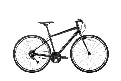 MARIN(マリン) クロスバイク CORTE MADERA SE ( コルトマデラ SE ) グロス ブラック 15/XS