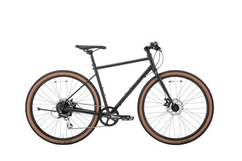 MARIN(マリン) クロスバイク NICASIO SE ( 二カシオ SE ) マット ブラック 50