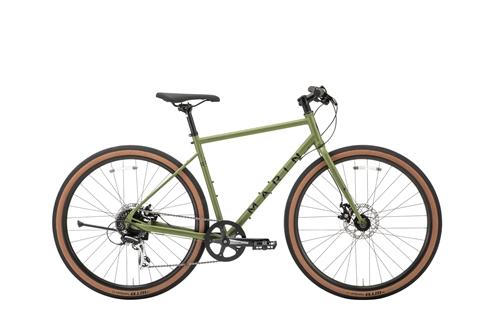 MARIN(マリン) クロスバイク NICASIO SE ( 二カシオ SE ) マット オリーブ 50