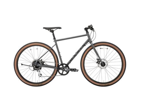 MARIN(マリン) クロスバイク NICASIO SE ( 二カシオ SE ) マット グレー 50