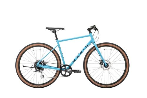 MARIN(マリン) クロスバイク NICASIO SE ( 二カシオ SE ) マット ブルー 50
