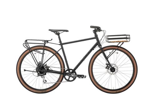 MARIN(マリン) クロスバイク NICASIO CUSTOM SE ( 二カシオ カスタム SE ) マット ブラック 50