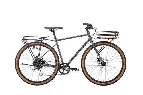 MARIN(マリン) クロスバイク NICASIO CUSTOM SE ( 二カシオ カスタム SE ) マット グレー 50