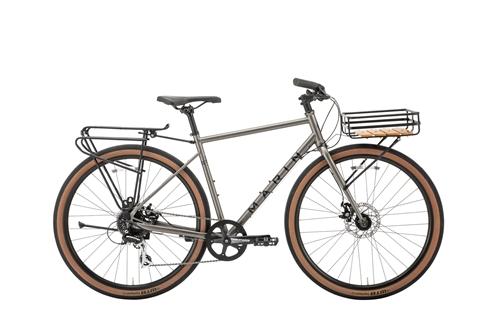 MARIN(マリン) クロスバイク NICASIO CUSTOM SE ( 二カシオ カスタム SE ) マット ブラウン / グレー 50