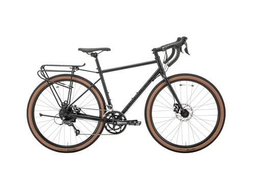 MARIN(マリン) クロスバイク NICASIO DROP SE ( 二カシオ ドロップ SE ) マット ブラック 50
