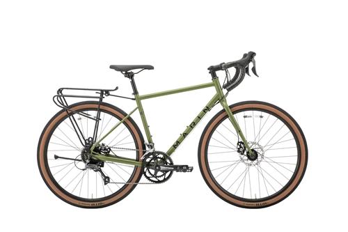 MARIN(マリン) クロスバイク NICASIO DROP SE ( 二カシオ ドロップ SE ) マット オリーブ 50