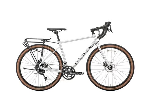MARIN(マリン) クロスバイク NICASIO DROP SE ( 二カシオ ドロップ SE ) マット シルバー 50