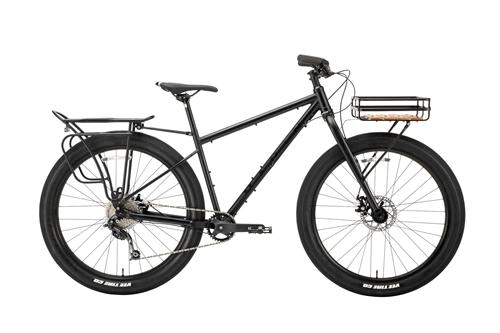 MARIN(マリン) クロスバイク DONKY SE ( ドンキー SE ) マット ブラック S