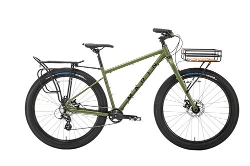 MARIN(マリン) クロスバイク DONKY SE ( ドンキー SE ) マット オリーブ S