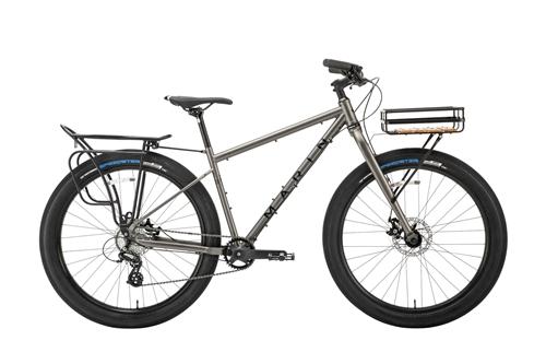 MARIN(マリン) クロスバイク DONKY SE ( ドンキー SE ) マット グレー S