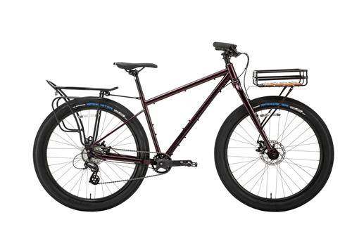MARIN(マリン) クロスバイク DONKY SE ( ドンキー SE ) グロス イリディセント S