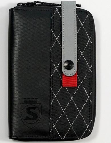 SILCA(シルカ)PHONE WALLET ブラック