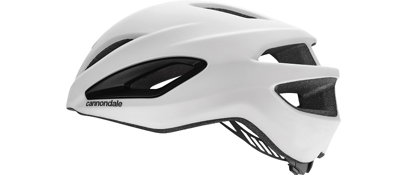 CANNONDALE(キャノンデール) ヘルメット インテイク ホワイト/ブラック L/XL