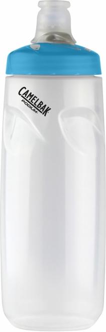 CAMELBAK(キャメルバック)ポディウム アトミックブルー/ロゴ 24OZ 0.71L