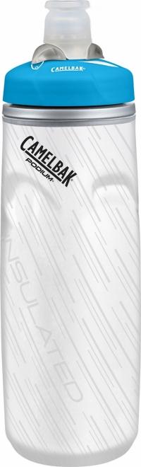 CAMELBAK(キャメルバック)ポディウムチル アトミックブルー/ロゴ 21OZ 620ML