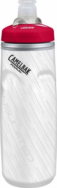 CAMELBAK(キャメルバック)ポディウムチル クリムゾン/ロゴ 21OZ 620ML