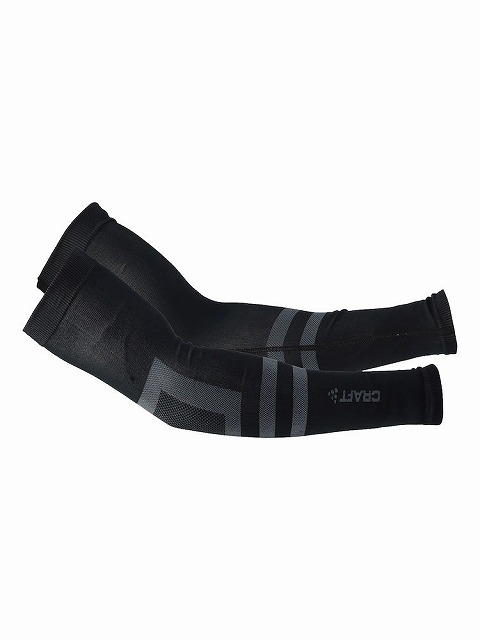 CRAFT(クラフト) SEAMLESS ARM WAMER  9999 ブラック M/L
