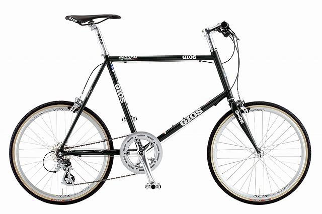 GIOS(ジオス) MIGNON ブラック 510