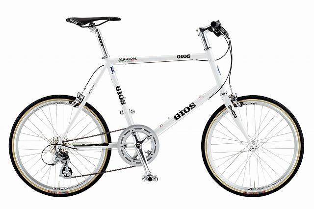 GIOS ( ジオス ) MIGNON ホワイト 470
