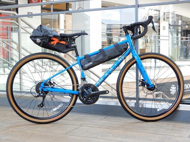 MARIN ( マリン ) オールロードバイク FOUR CORNERS ORTLIEB ( フォーコーナーズ オルトリーブ ) ブルー XS