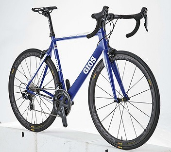 【オンライン限定特価 / 直送可能】 GIOS ( ジオス ) ロードバイク GRESS ( グレス ) フレームセット ジオスブルー 520