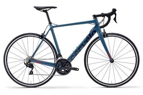 Cervelo ( サーベロ ) ロードバイク R2 105 R7000 ( R2 105 ) スレート / ネイビー / レッド 51