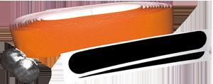 BENEFIT(ベネフィット) バーテープ ブラウン