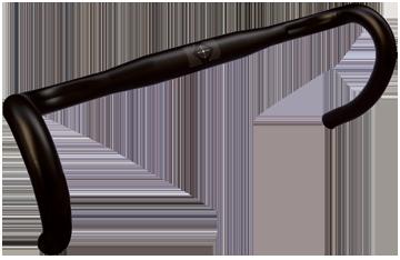 BENEFIT(ベネフィット) ハンドル ハンドルバー ブラック 360mm