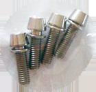 BENEFIT(ベネフィット) チタンボルト 4本パック M5X16mm