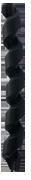 BENEFIT ( ベネフィット ) フレームプロテクター ( スパイラル ) ブラック
