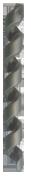 BENEFIT ( ベネフィット ) フレームプロテクター ( スパイラル ) グレー