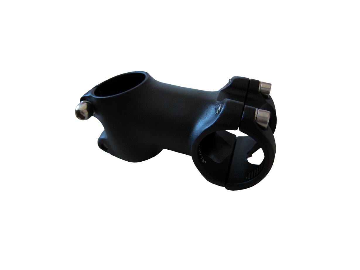 BENEFIT ( ベネフィット ) ST52 ステム ±17° ブラック 60mm
